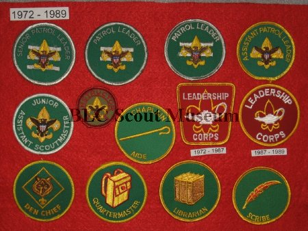 Uniform Insignia - Youth