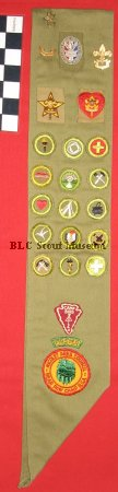 Merit Badge Sashes