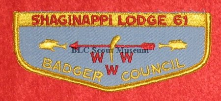 Shaginappi Lodge 61