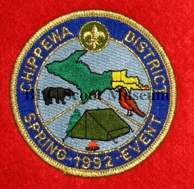 Chippewa District - Hiwathaland Council